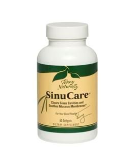 Sinucare Eucalyptus Softgels (60 sgels) Terry Naturally