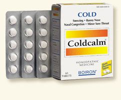 ColdCalm (60 tablets) Boiron
