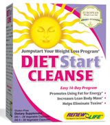 DIET Start Cleanse (2-part kit)* Renew Life