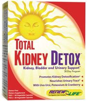 Total Kidney Detox (2-part kit)* Renew Life