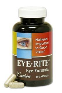 Eye-Rite(60 Capsule) Carlson Labs