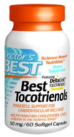 Tocotrienols (50 mg  60  softgels) Doctor's Best