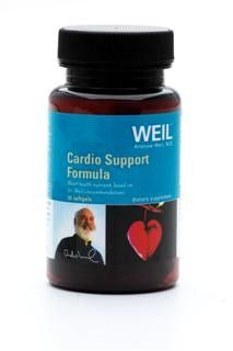Cardio Support Formula by Dr. Weil (30 softgel) Weil Nutritional Supplements