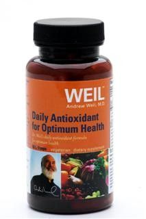 Daily Antioxidant by Dr. Weil (60 liquid vcap) Weil Nutritional Supplements