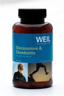 Glucosamine & Chondroitin by Dr. Weil (90 tabs) Weil Nutritional Supplements