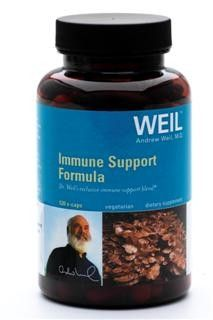 Immune Support Formula by Dr. Weil ( 120 capsules) Weil Nutritional Supplements