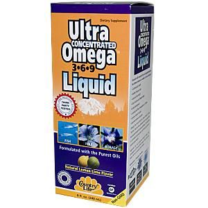 Ultra Concentrated Omega 369 Liquid  (8 oz) Country Life