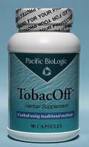 TobacStop (90 vegicaps) Pacific Biologic
