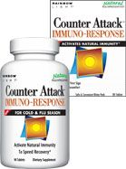 Counter Attack (30 tablets)* Rainbow Light