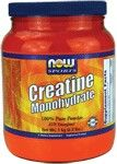 Creatine Monohydrate  (2.2 lbs.) NOW Foods