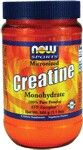 Creatine Monohydrate Pure Powder (21.2 oz) NOW Foods