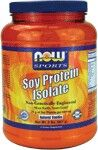 Soy Protein Isolate (Natural Vanilla) (2 lbs.) NOW Foods