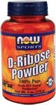 D-Ribose Pure Powder (4 oz) NOW Foods