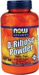 D-Ribose Pure Powder (8 oz) NOW Foods