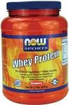 Whey Protein Strawberry (2 lb) NOW Foods