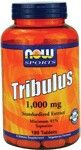 Tribulus (1,000 mg 180 Tablets) NOW Foods