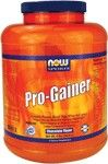 Pro-Gainer Chocolate (8 lbs) NOW Foods