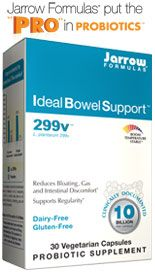 Ideal Bowel Support 299v (30 vcaps) Jarrow Formulas