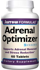 Adrenal Optimizer  (60 tablets) Jarrow Formulas