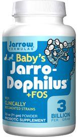 Baby's Jarro Dophilus (70 grams) Jarrow Formulas