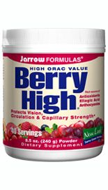 Berry High Powder (10.6 oz) Jarrow Formulas
