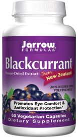 Black Currant Extract (200 mg 60 capsules) Jarrow Formulas