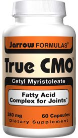 True CMO (380 mg 60 capsules) Jarrow Formulas