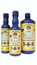 Omega Essential Balance 3-6-9 (12 oz) Jarrow Formulas