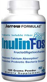 Inulin FOS (180 grams) Jarrow Formulas