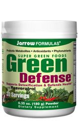 Green Defense (180 grams) Jarrow Formulas