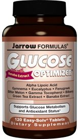 Glucose Optimizer (120 tablets) Jarrow Formulas