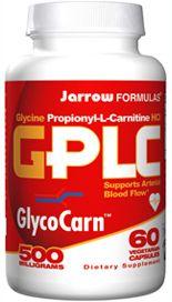 GPLC  (500 mg 60 capsules) Jarrow Formulas