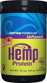 Organic Hemp Protein (16 oz) Jarrow Formulas