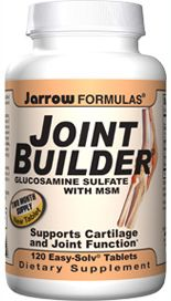 Joint Builder, 750 mg (120 tablets) Jarrow Formulas