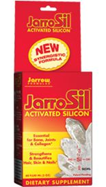 Jarrosil Activated Silicon (60 ML) Jarrow Formulas