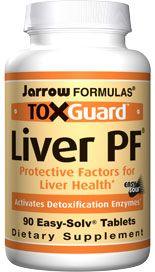Liver PF (90 tablets) Jarrow Formulas