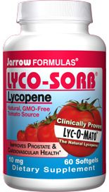 Lyco-Sorb (10 mg 60 softgels) Jarrow Formulas