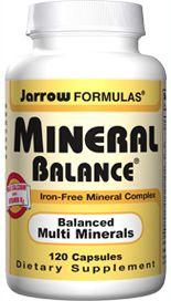 Mineral Balance (120 capsules) Jarrow Formulas