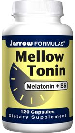 Mellow Tonin (3 mg 120 tablets) Jarrow Formulas