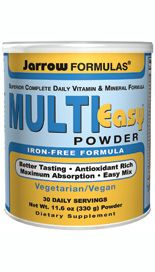 Multi Easy powder (300 grams) Jarrow Formulas