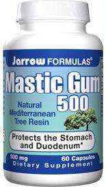 Mastic Gum (500 mg 60 capsules) Jarrow Formulas