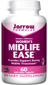 Women's Mid-Life Ease (60 tablets) Jarrow Formulas