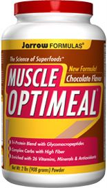 Muscle OptiMeal Chocolate (2 lbs) Jarrow Formulas