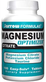 Magnesium Optimizer (100 tablets) Jarrow Formulas