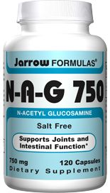 NAG 750 (750 mg 120 capsules) Jarrow Formulas