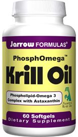 Krill Oil (60 softgels) Jarrow Formulas