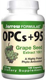 OPCs plus 95 (100 mg 100 capsules) Jarrow Formulas