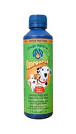 Omega Pet Oil for Dogs (8 oz) Jarrow Formulas