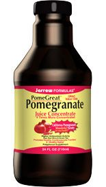 Pomegranate Juice Concentrate (24 oz) Jarrow Formulas