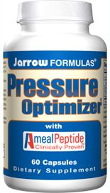 Pressure Optimizer (60 capsules) Jarrow Formulas